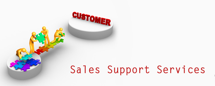 Call Center For Sales Support